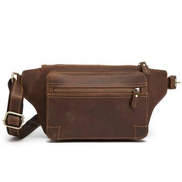 Напоясная сумка из натуральной кожи  bx2070 фирмы Bexhill