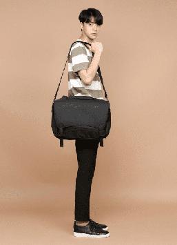 Эргономичная сумка-трансформер для мужчин x-022bl Y-Master
