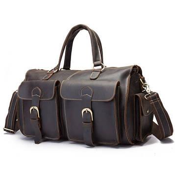 Мини-дорожная кожаная сумка bx8111 Bexhill