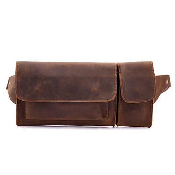 Напоясная сумка из лошадиной кожи bx2031 Bexhill