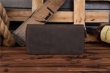 Гаманець шкіряний на блискавці bx200 від бренду Bexhill