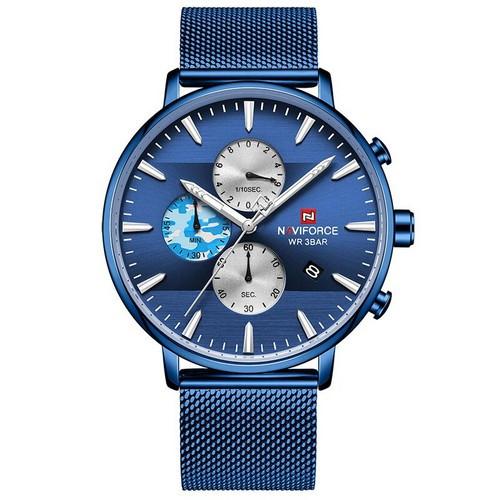 Naviforce NF9169 All Blue