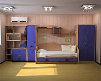 Мебель для детской комнаты под заказ Херсон