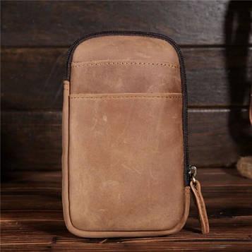 Напоясная сумка з натуральної шкіри bx2033 BEXHILL
