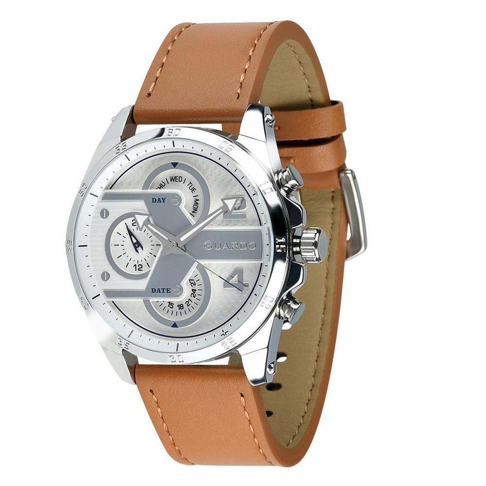 Guardo B01318-2 Brown-Silver-White