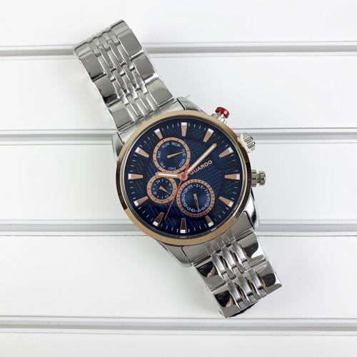 Guardo 011653-3 Silver-CuprumBlue