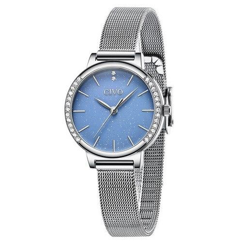 Chronte 8115C Silver-Blue