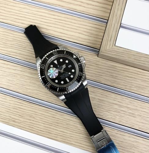 Rolex Deepsea Sea-Dweller All Black