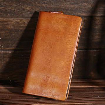 Стильне чоловіче портмоне, колір коричневий, Bexhill bx1129bl (Brown - коричневий)