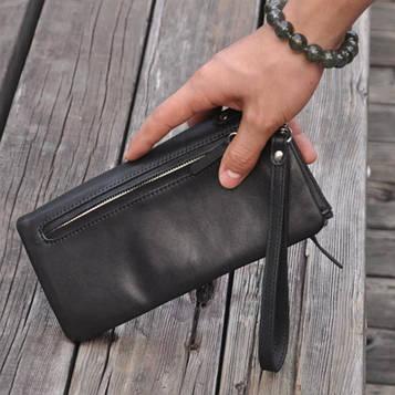 Оригінальне чоловіче портмоне, колір чорний, Bexhill bx3018