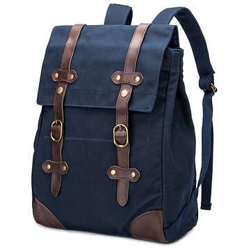Городской рюкзак из парусины BUG TB310 Blue