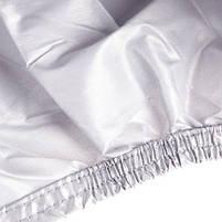 Тент автом. CC11105 L/Polyester/серый/482х178х119 (F 170T/F 14062 L), фото 6