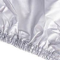 Тент автом. CC11105 L/Polyester/серый/482х178х119 (F 170T/F 14062 L), фото 7