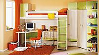 Мебель комплект для подростковой спальни под заказ Херсон