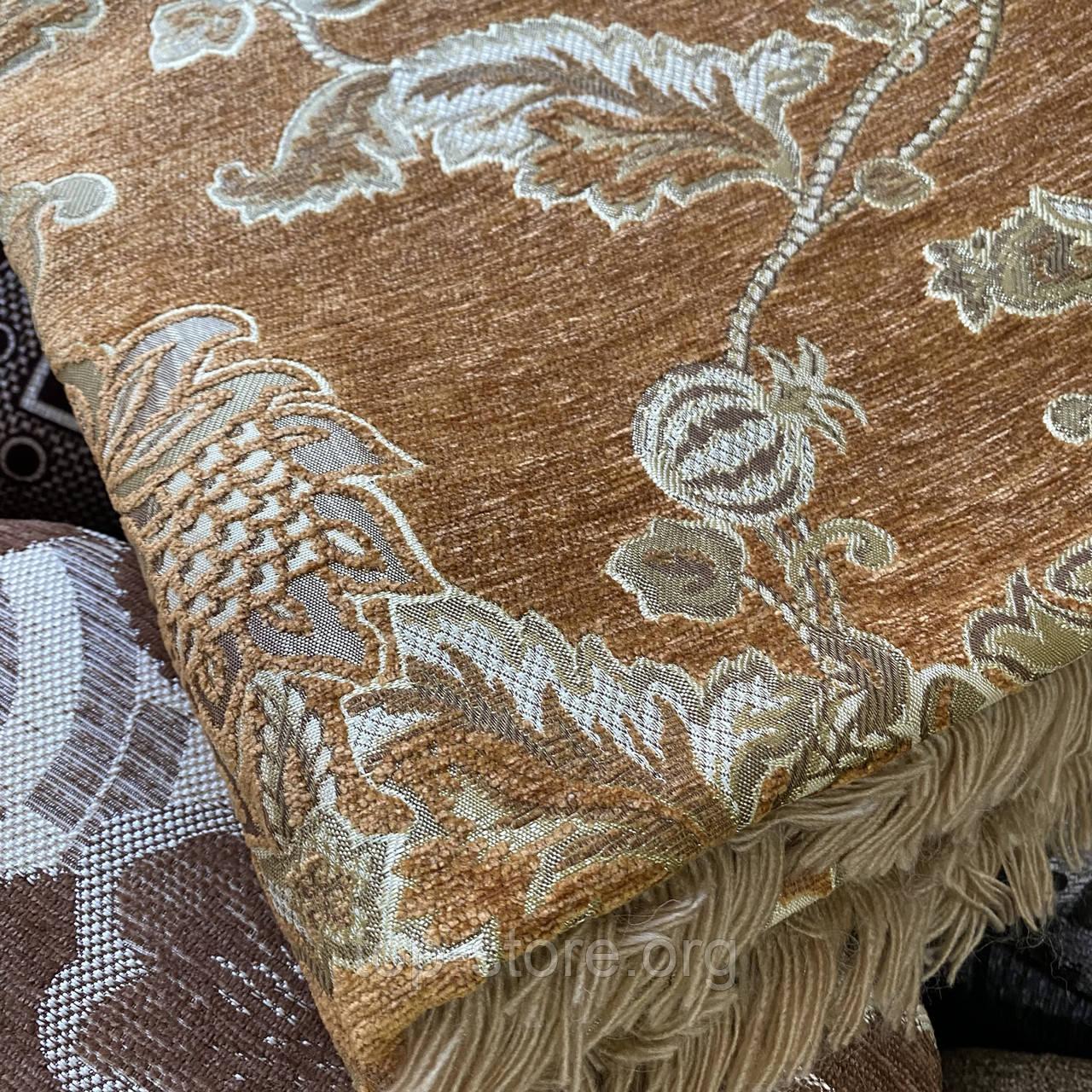 Накидки на диван и два кресла, комплект чехлов на мебель Размер на диван 150*200 см, Два кресла 70*150 см.