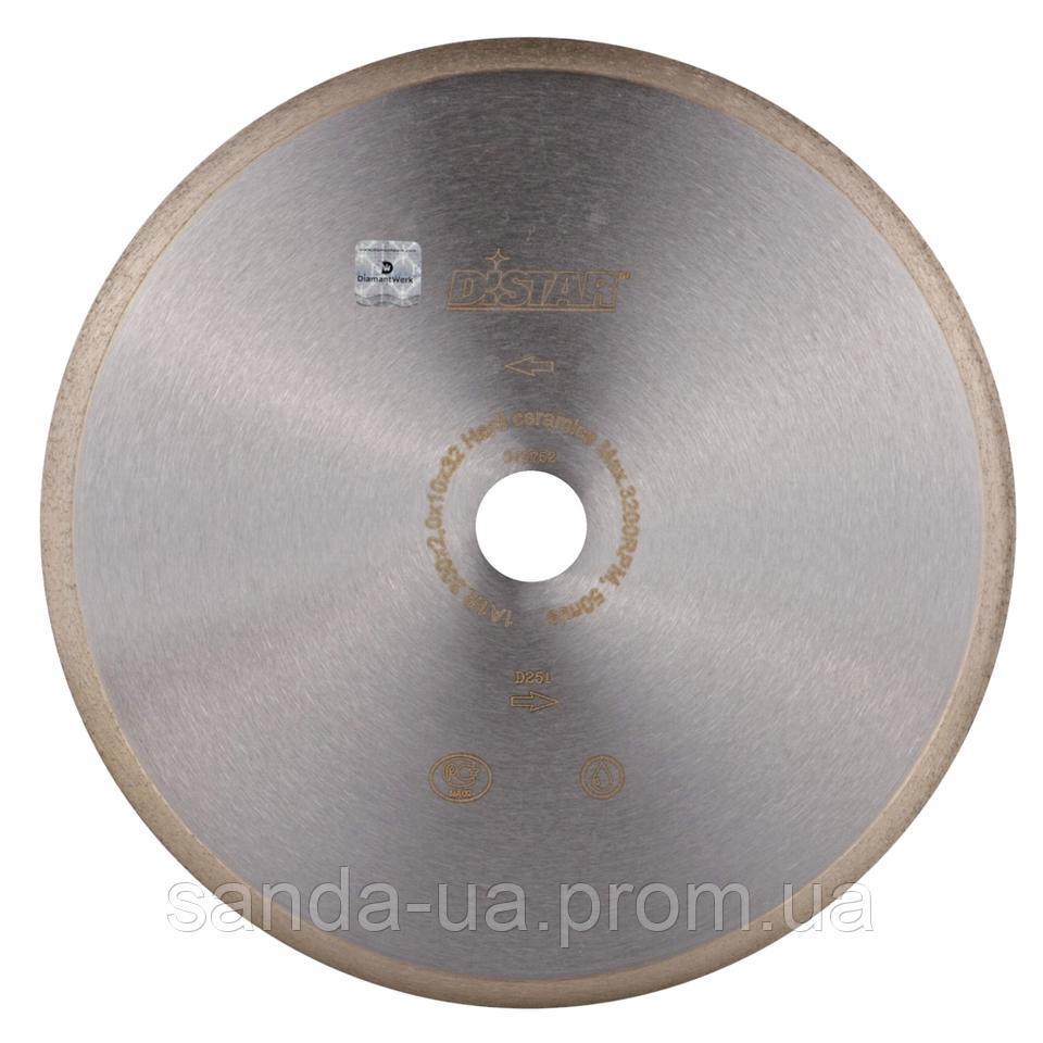Круг алмазный отрезной Distar 1A1R 300x2/1,6x10x32 Hard ceramics