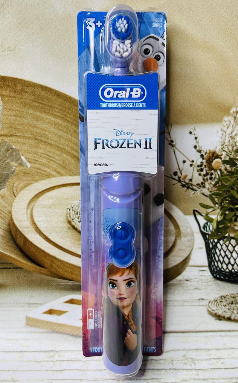 """Дитяча електрична зубна щітка Oral-B """"Анна"""""""
