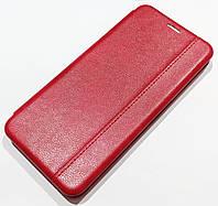 Чехол книжка Momax New для Xiaomi Redmi Note 10 Pro / Xiaomi Redmi Note 10 Pro Max Красный
