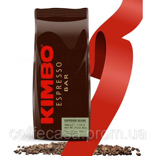 Кофе KIMBO Superior Blend зерно 1кг