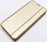 Чехол книжка Momax New для Xiaomi Redmi Note 10 Pro / Xiaomi Redmi Note 10 Pro Max Золотистый