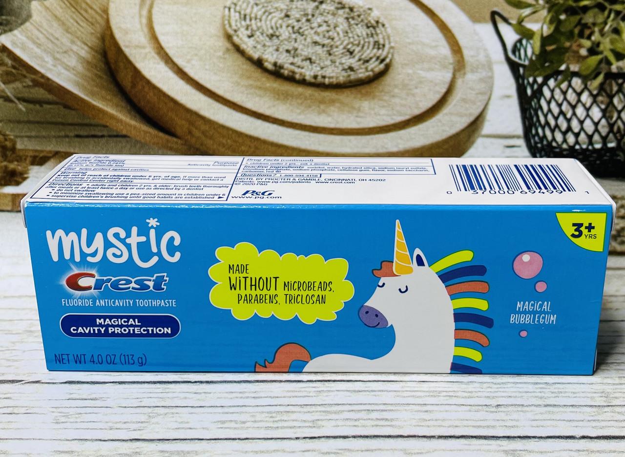 Дитяча зубна паста від карієсу Crest Fluoride Anticavity Toothpaste