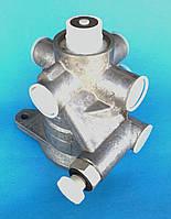 Воздухораспределитель-71 КАМАЗ МАЗ на 6 выходов тормозов прицепа для двухпроводной тормозной системы, фото 1