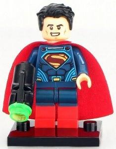 Фігурка Супермена Superman DC Comics Super Heroes Аналог лего