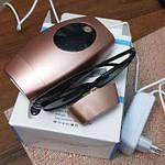 Фотоэпилятор для дома с LED дисплеем. MEDSET PiPi-FD1 розовый 600000 вспышек IPL, фото 9
