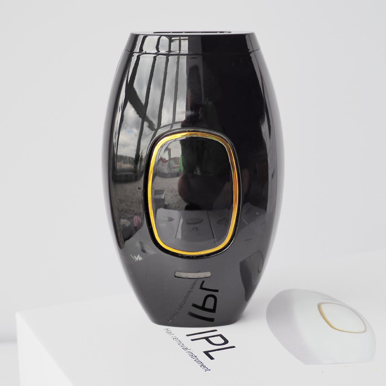 Лазерный эпилятор IPL 999999 вспышек. 5 уровней интенсивности. Лучший фотоэпилятор для дома MEDSET PiPi F2