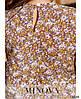 Сукня №1039Б-коричневий коричневий/50-52, фото 4