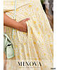 Платье №1046-желтый желтый/52-54, фото 4