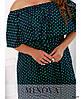 Платье №301-Синий Синий/50-52, фото 4