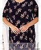 Сукня №21-11-темно-синій темно-синій/54, фото 4