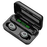 Бездротові навушники R15 сенсорні Power Bank HD Stereo Bluetooth навушники, фото 2