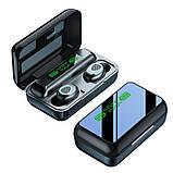 Бездротові навушники R15 сенсорні Power Bank HD Stereo Bluetooth навушники, фото 3