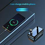 Бездротові навушники R15 сенсорні Power Bank HD Stereo Bluetooth навушники, фото 6