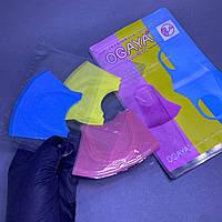 Маска питта детская многоразовая защитная OGAYA, набор 3шт, фото 1