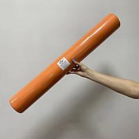 Простынь одноразовая в рулоне на кушетку Rio 0,8*100м оранжевая