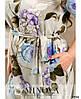 Сукня №2256-сірий сірий/62-64, фото 4