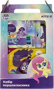 """Набір першокласника """"Kite"""" Little Pony №K21-S03(1)(11)"""