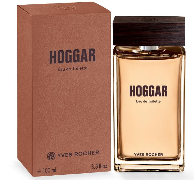 Вода туалетная мужская Hoggar Хоггар хогар Франция ив роше 100мл