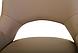 Стілець поворотний VetroMebel R-50 какао штучна шкіра, фото 9