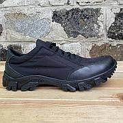 Тактичні кросівки ДК ультра чорні