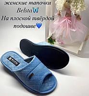 """Стильні жіночі шльопанці """"Белста"""" р 36-40"""