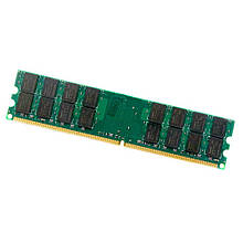Оперативная память DDR2 4GB 800MHz PC2-6400 только для AMD бу