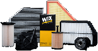Фільтр повітряний WIX WA6104