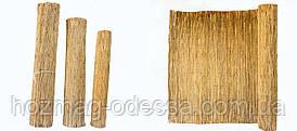 Забор из камыша  1,6 м *6,0 м. (забор камышовый)