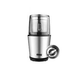 Электрическая кофемолка измельчитель DSP KA-3036 на 50 гр 300W Steel 112606 ES, КОД: 2380921
