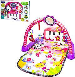 Детский развивающий коврик Fitch Baby с пианино 8839 ES, КОД: 1887725