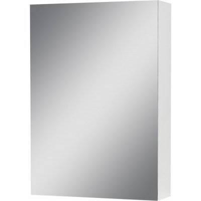 Зеркальный шкаф в ванную комнату 80 см Сансервис Панорама ДЗ Панорама Z - 80, фото 2